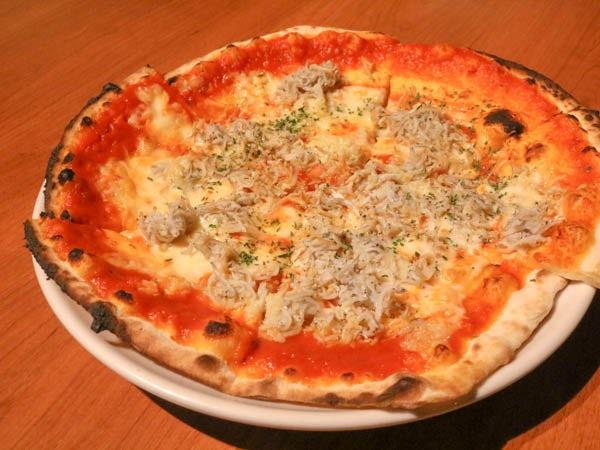 屋 美味しい ピザ