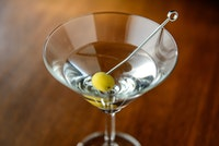 martini cover